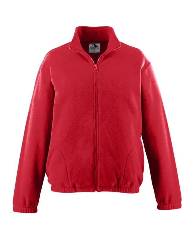 Youth Chill Fleece Full-Zip Jacket