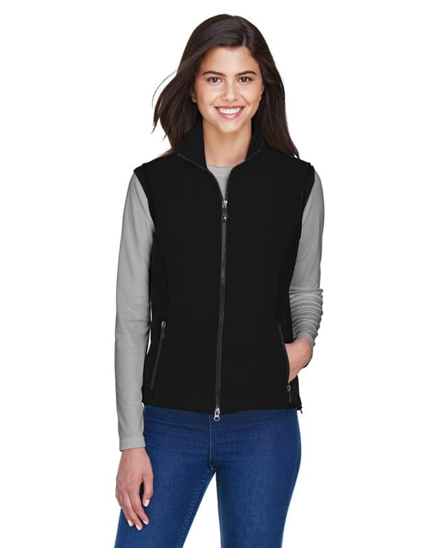 Ladies' Three-Layer Light Bonded Performance Soft Shell Vest
