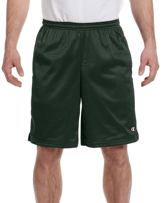3.7 oz. Mesh Short with Pockets