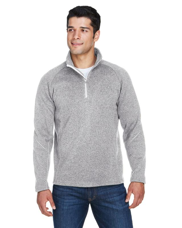 Adult Bristol Sweater Fleece Quarter-Zip