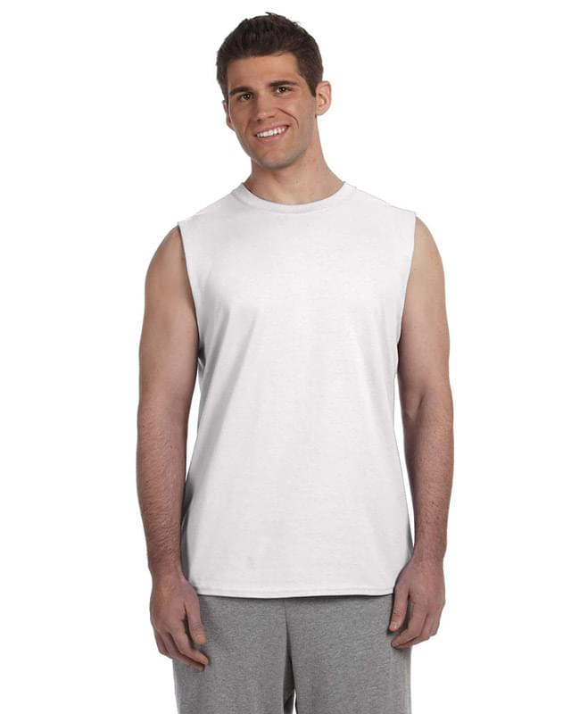 Adult Ultra Cotton 6 oz. Sleeveless T-Shirt