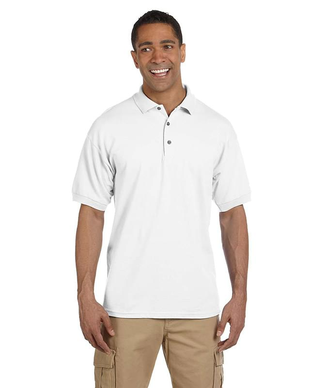 Adult Ultra Cotton Adult 6.3 oz. Piqu Polo