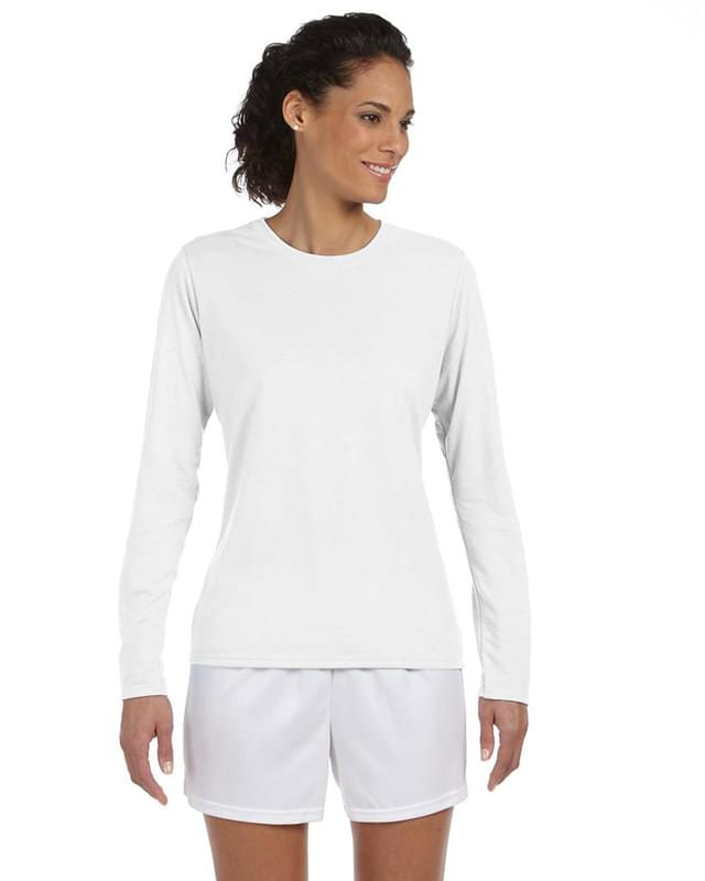 Ladies' Performance Ladies' 5 oz. Long-Sleeve T-Shirt