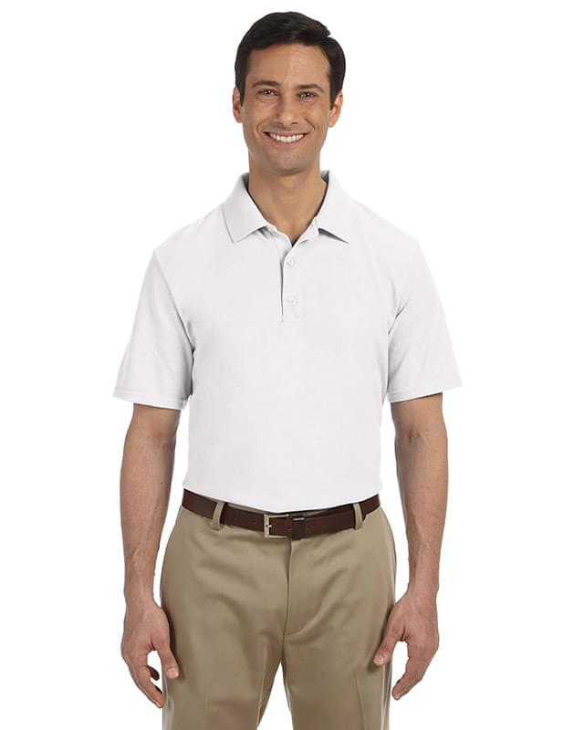 Adult 6.8 oz. Piqu Polo