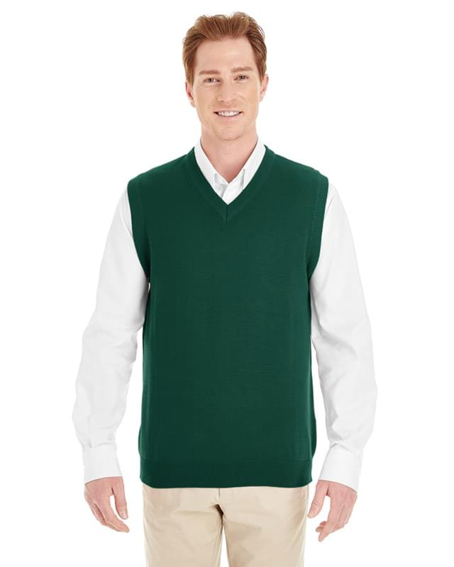 Men's Pilbloc V-Neck Sweater Vest