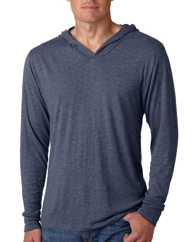 Adult Triblend Long-Sleeve Hoody