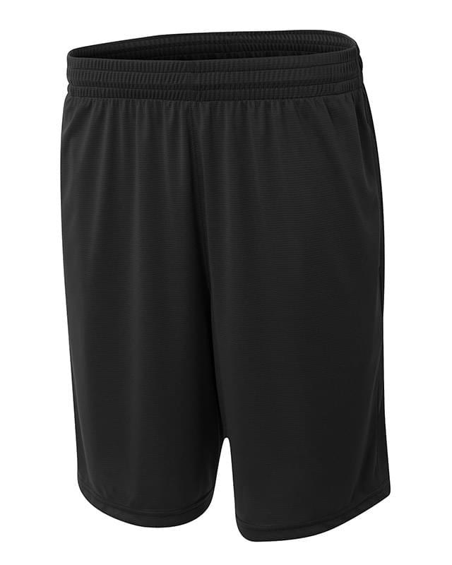 "Youth Player 8"" Pocketed Polyester Short"