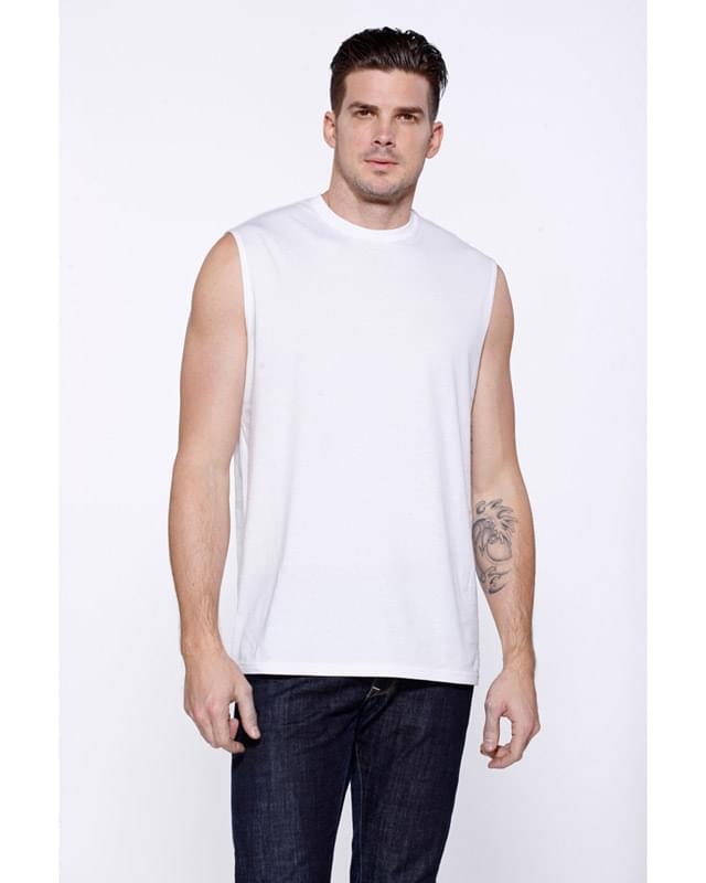 Men's Cotton Muscle T-Shirt