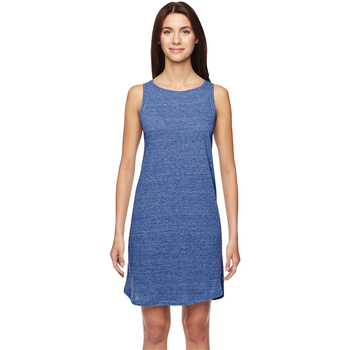 Ladies' Nautical Eco-Nep Jersey Tank Dress