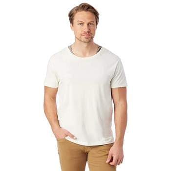 Men's Heritage Garment-Dyed Distressed T-Shirt