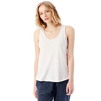 Ladies' Backstage Vintage Jersey Tank
