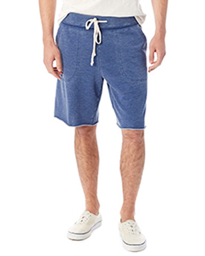 Men's Burnout French Terry Victory Short