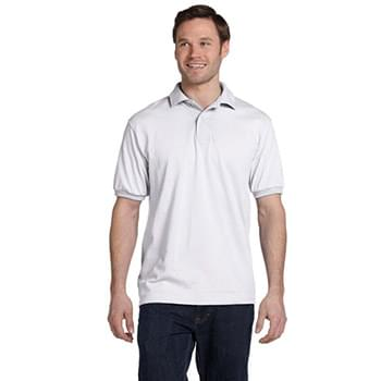 Adult 5.2 oz., 50/50 EcoSmart Jersey Knit Polo