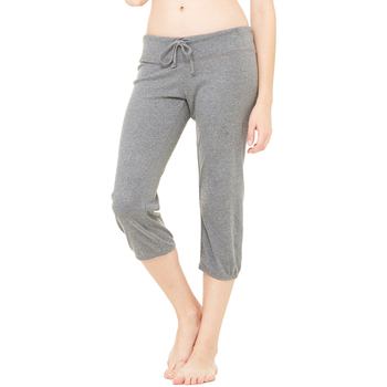 Ladies' Capri Scrunch Pant