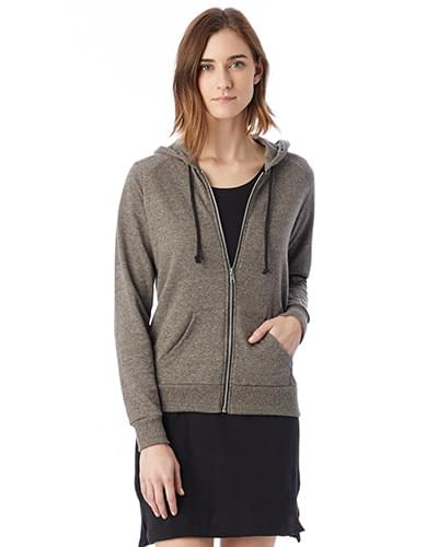 Ladies' Adrian Eco-Mock Twist Hoodie