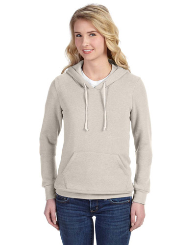 Ladies' Athletics Eco-Fleece Hoodie