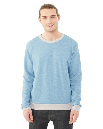 Men's Champ Eco-Mock Twist Ringer Sweatshirt