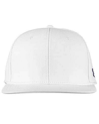 Flat Bill Cap- Solid