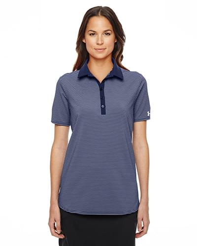 Ladies' Playoff Stripe Polo