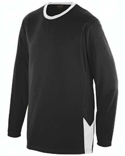 Youth Block Out Long-Sleeve Jersey