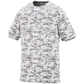 Adult Digi Camo Wicking Short-Sleeve T-Shirt