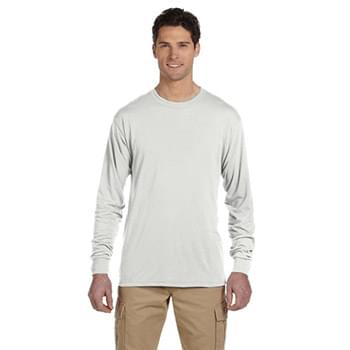 Adult 5.3 oz., DRI-POWER SPORT Long-Sleeve T-Shirt