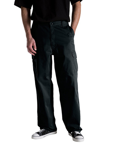 8.5 oz. Loose Fit Cargo Work Pant