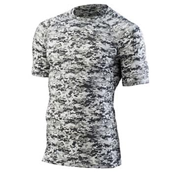 Youth Hyperform Compress Short-Sleeve Shirt