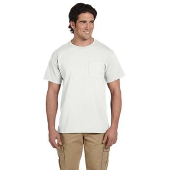 Adult 5.6 oz. DRI-POWER ACTIVE Pocket T-Shirt