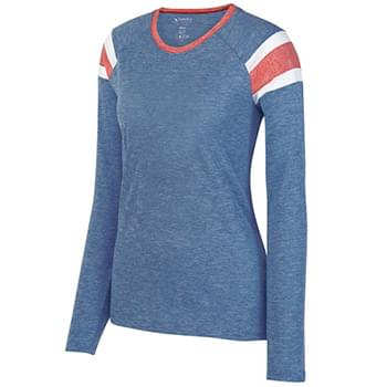 Ladies' Fanatic Long-Sleeve T-Shirt
