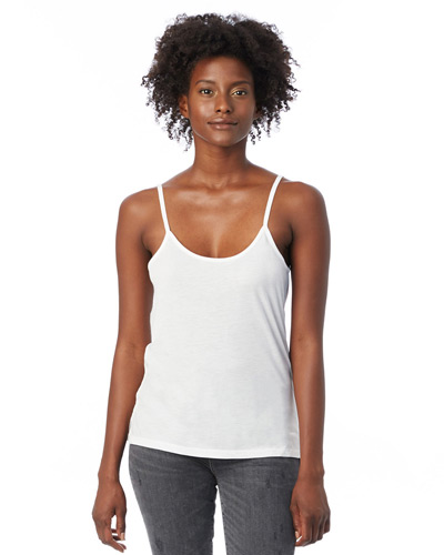 Ladies Slinky Jersey Cami Tank Top