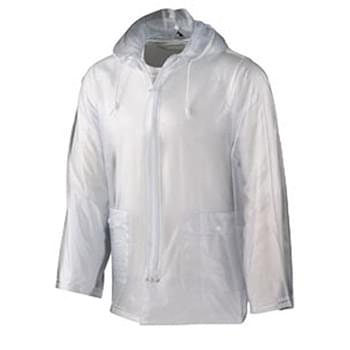 Adult Clear Rain Jacket