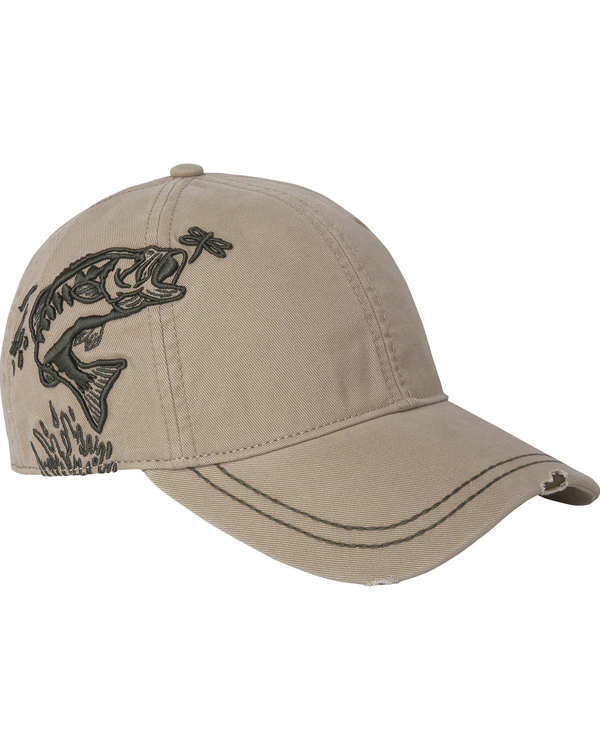 Men's 3-D Wildlife Cap