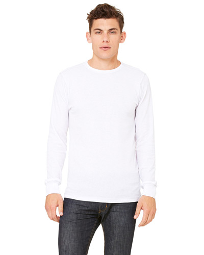 Men's Thermal Long-Sleeve T-Shirt
