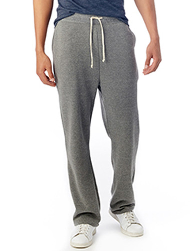 Men's Hustle Eco-Fleece Open Bottom Sweatpants