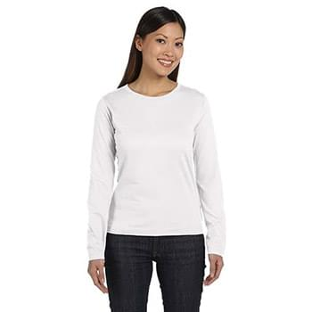 Ladies' Long-Sleeve Premium Jersey T-Shirt