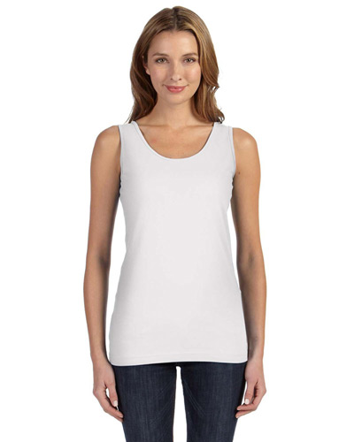 Ladies' Junior Fit Fine Jersey Tank