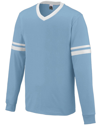 Adult Long-Sleeve Stripe Jersey