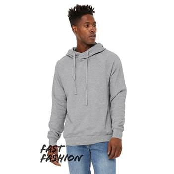 Fast Fashion Unisex Crossover Hoodie