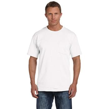 Adult 5 oz. HD Cotton Pocket T-Shirt