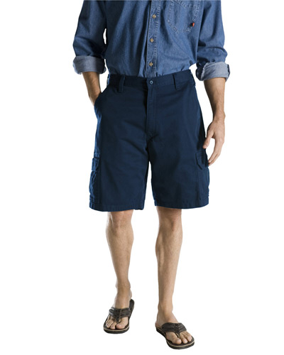 "8.5 oz., 10"" Loose Fit Cargo Short"
