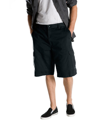 "8.5 oz., 13"" Loose Fit Cargo Short"