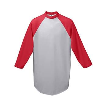 Youth 3/4-Sleeve BaseballJersey