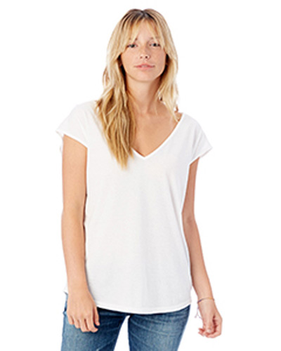 Ladies' Cotton Flirt Tee