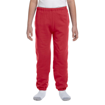 Youth 9.5 oz., Super Sweats NuBlend Fleece Pocketed Sweatpants