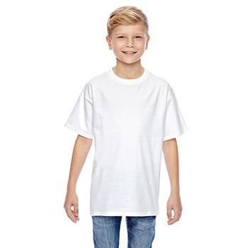 Youth 4.5 oz., 100% Ringspun Cotton nano-T T-Shirt