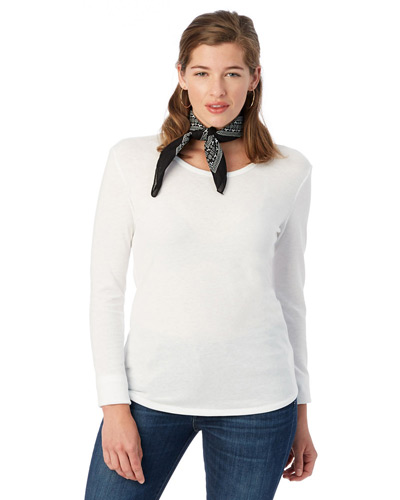 Ladies' Keepsake Long-Sleeve
