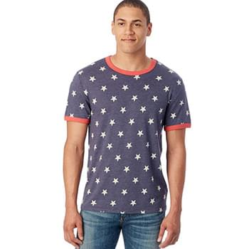 Men's Eco-Jersey Ringer T-Shirt