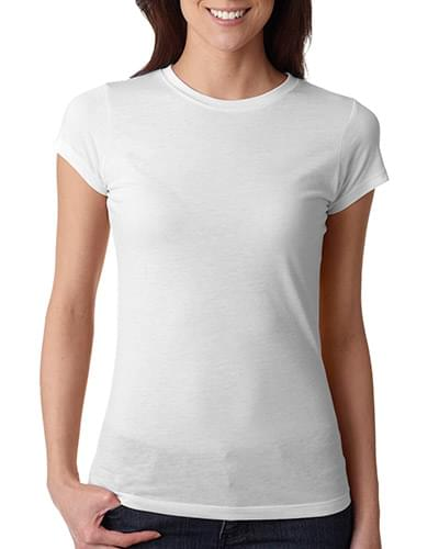 Ladies' Poly/Cotton T-Shirt