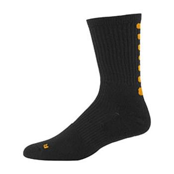 Intermediate Colorblock Crew Sock (9-11)